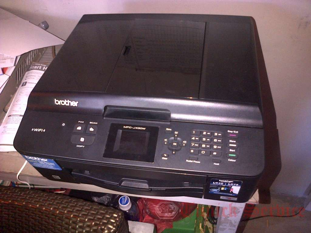 Foto Printer Scan Copy Fax